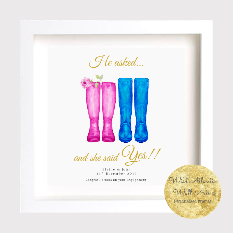 Engagement Wellies