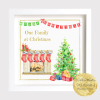 Christmas Stockings wooden embellishments - make a wonderful festive gift to anyone. Personalised Gift Frame . Order now on sale at Wild Atlantic Wall Arts. Personalised Christmas Stockings. Festive Gift. Christmas Decoration. Personalised Christmas Print Frame. Stockings, Christmas stocking