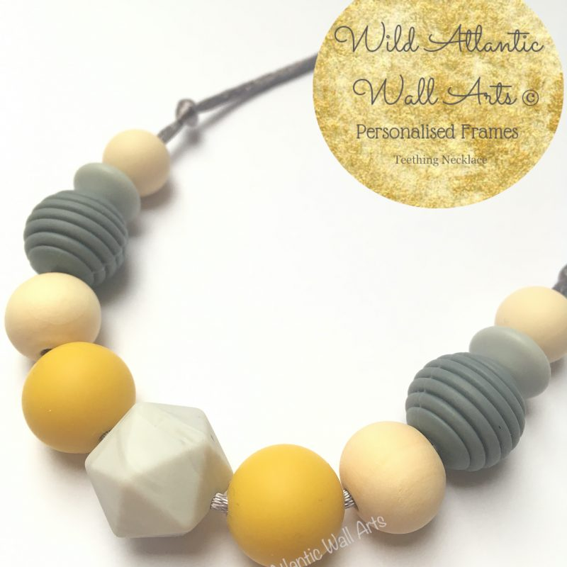 Teething Necklace | Jewellery | Marble
