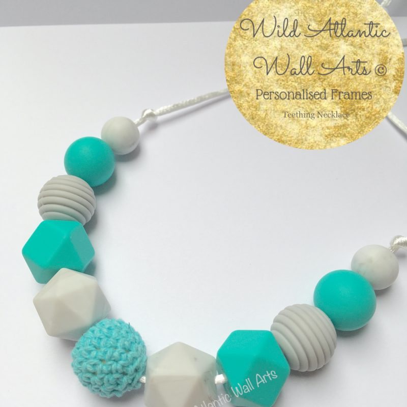Teething Necklace | Jewellery | Turquoise